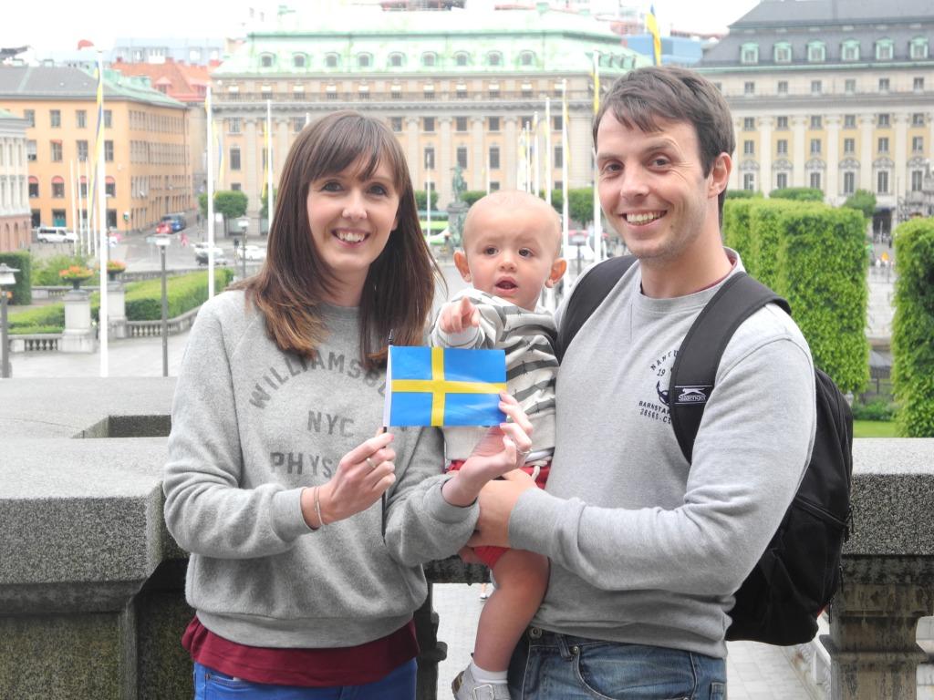 P&O Baltic cruise: Stockholm