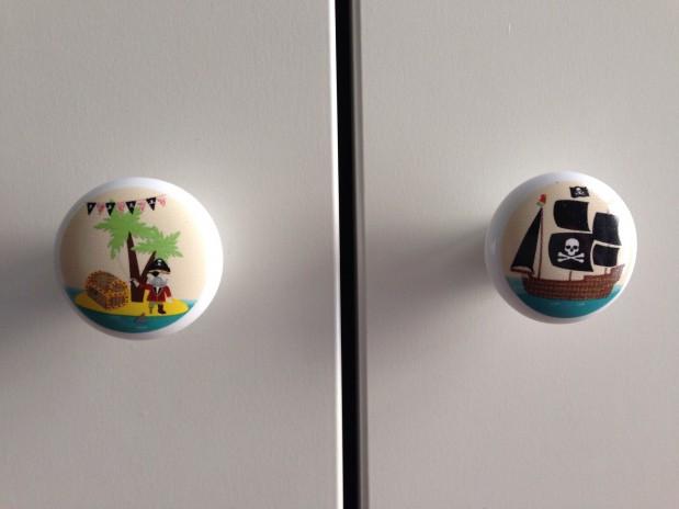 Door handles, from CGB Giftware