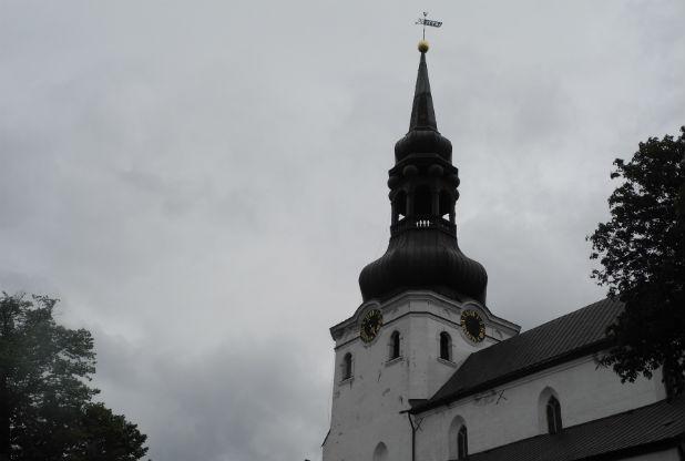 St Mary's Cathedral, Tallinn